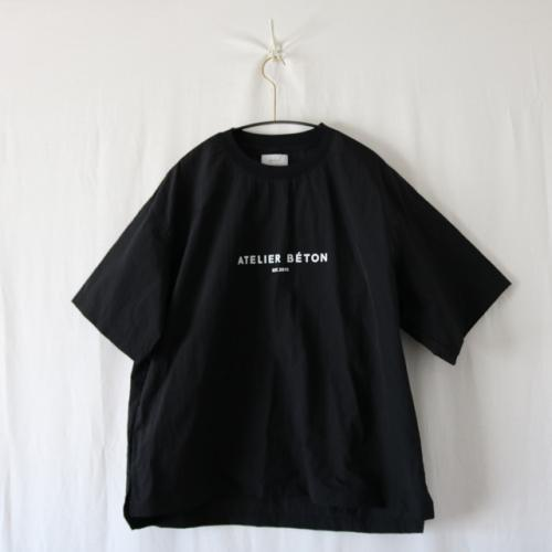 ATELIER BÉTON・WATER REPELLENT SHIRT TEE