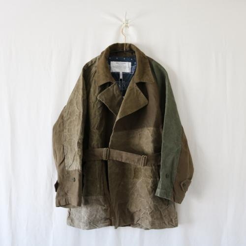 Vintage Patch Tielocken Jacket