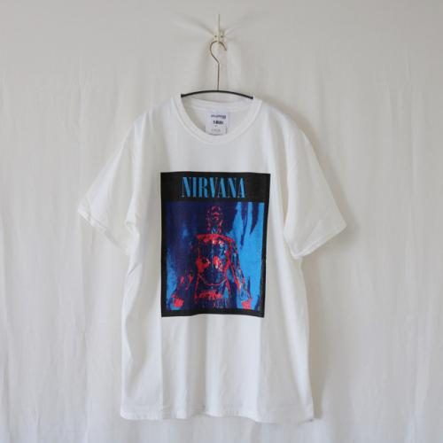 Insonnia projects・NIRVANA SLIVER SS TEE