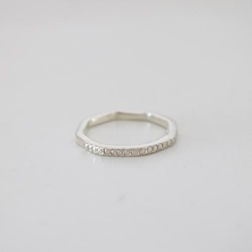 ACE by morizane・octagon ring