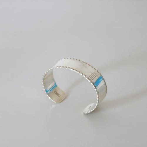 ACE by morizane  ・ FLAT WIDE BANGLE