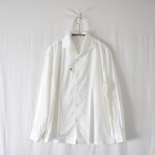 SOWBOW SHIRT(Type A/ one piece collar)