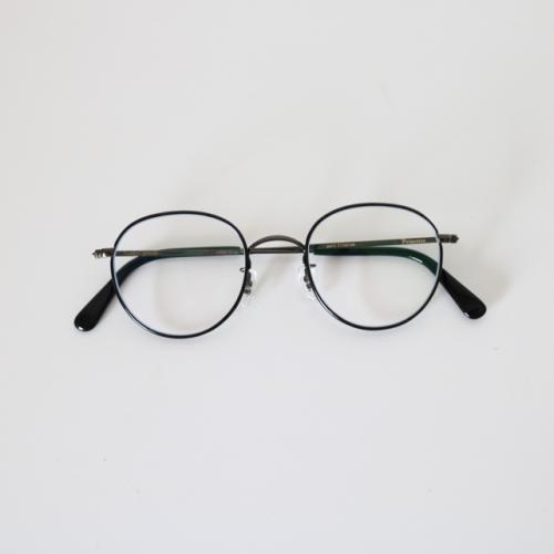 Buddy Optical ・PRINCETON-black enamel