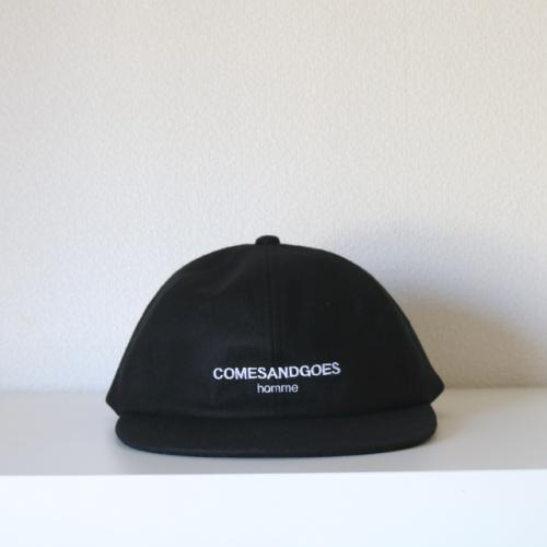 COMESANDGOES・COMES HOMME WOOL CAP