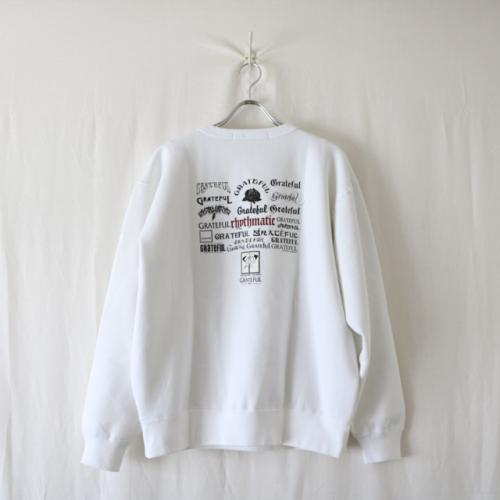 VINTAGE GRATEFUL PO SWEAT