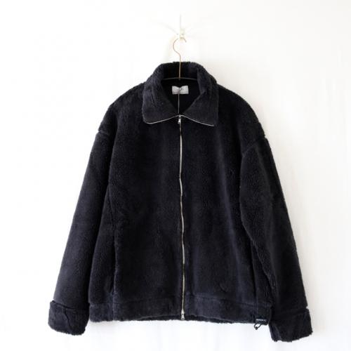 ATELIER BÉTON・FULL ZIP BOA JACKET