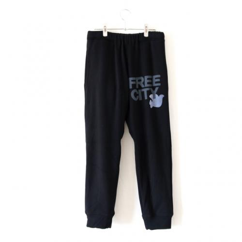FREECITY DOVE HEAT SWEAT PANTS