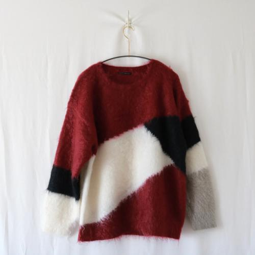 Insonnia Projects・Mohair Changeover Knit