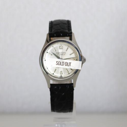 ANTIQUE SWISS WATCH-1950's[FARINO'S]