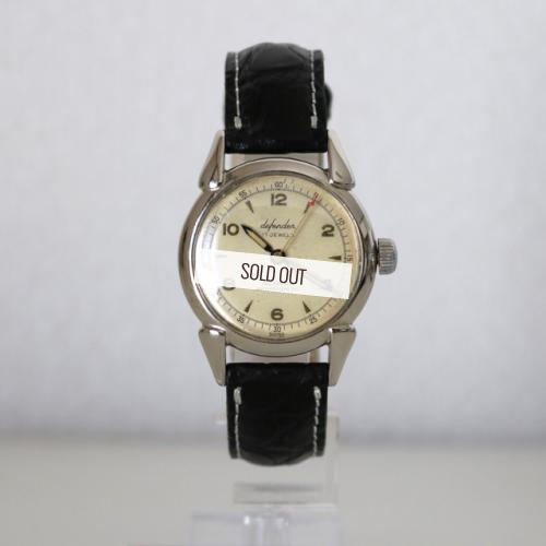 ANTIQUE SWISS WATCH-1950's[defender]