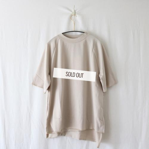 THEE・apron S/S