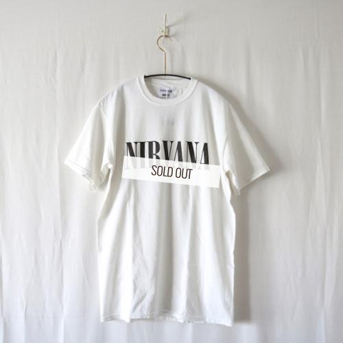 Insonnia projects・NIRVANA 90'S VINTAGE TEE