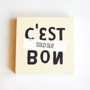 Sugarboo Designs・C'EST BON - SMALL PRINT
