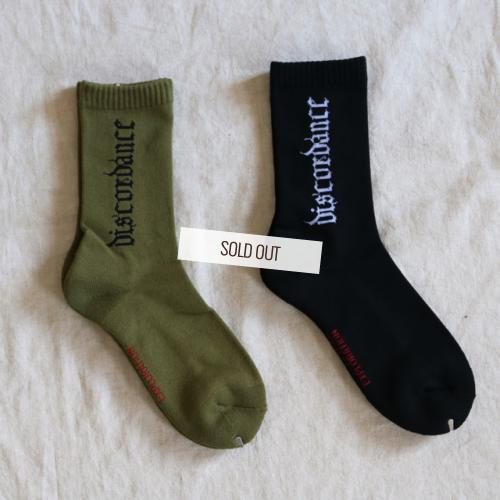 "Children of the discordance・SOCKS""Discordance"""