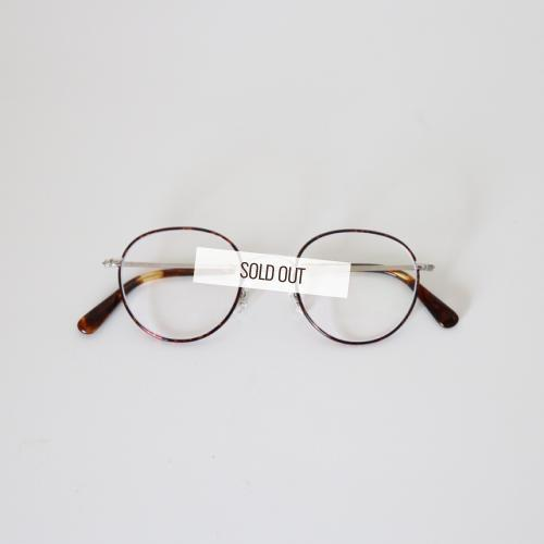 Buddy Optical ・PRINCETON-silver enamel